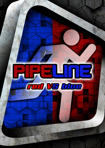Pipeline – Red vs Blue